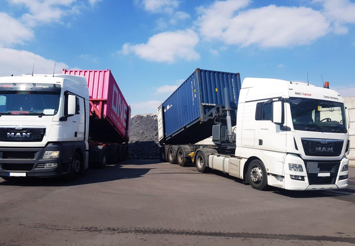 Trucking Kippchassis